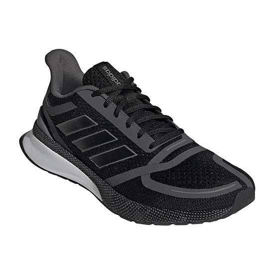 meilleur service a2b96 c5508 adidas Nova Mens Lace-up Running Shoes