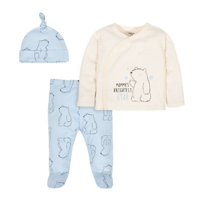 Gerber 3-pc Clothing Set -Baby Boys