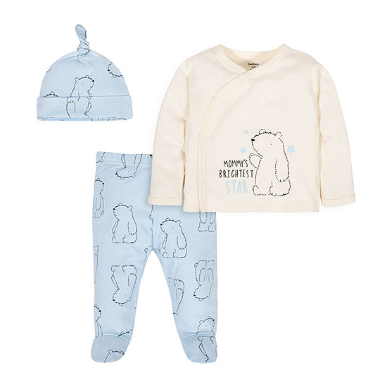Gerber 3-pc Clothing Set -Baby Boys