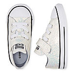 Converse Chuck Taylor All Star Toddler Girls Encapsulated Glitter Sneakers