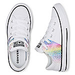 Converse Converse Chuck Taylor All Star Madison Ox Rainbow Foil Little Kid/Big Kid Girls Sneakers