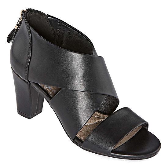 Royu Womens Viv Heeled Sandals