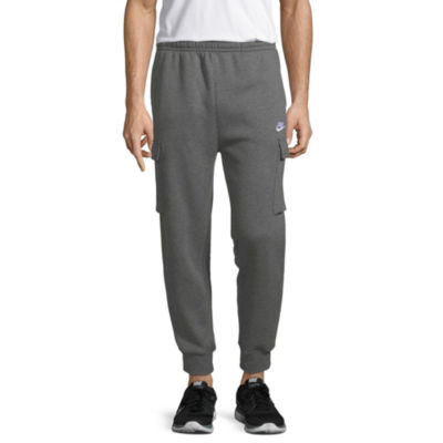 Nike Mens Regular Fit Cargo Fleece Jogger Pant
