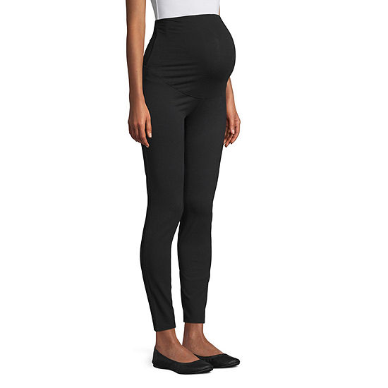 Belle + Sky-Maternity Womens High Waisted Legging
