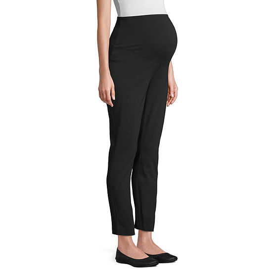 Belle & Sky Maternity Work Pant