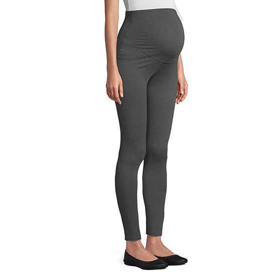 Belle & Sky Maternity Full Panel Ankle Legging