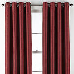 JCPenney Home Malone Blackout Grommet-Top Single Curtain Panel