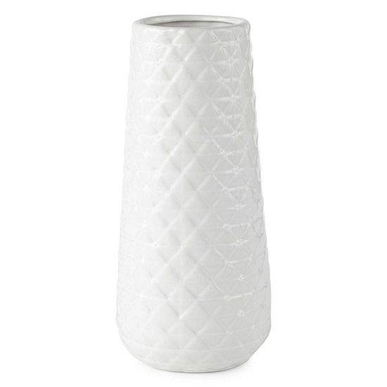 JCPenney Home Tall Ceramic Vase