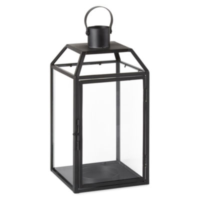 JCPenney Home Metal Lantern Decorative Lantern