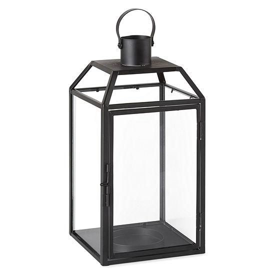 JCPenney Home Metal Lantern Decorative Lantern