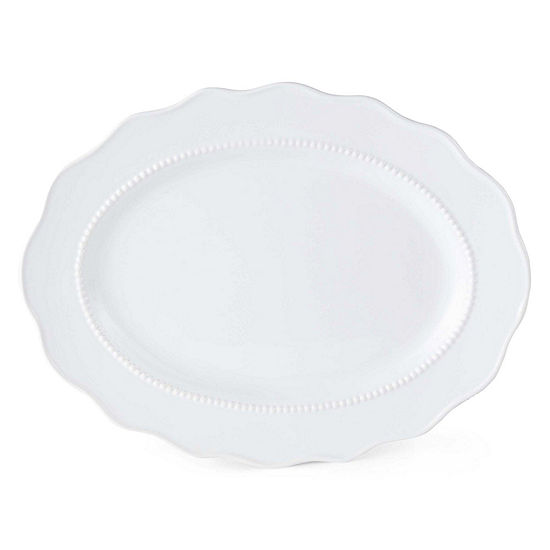 JCPenney Home Oval Serving Platter