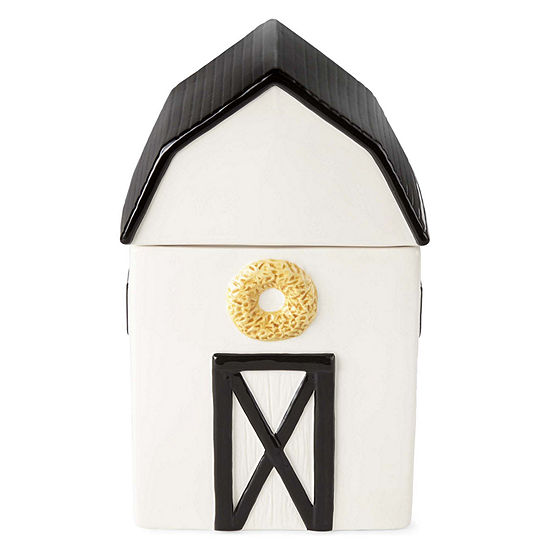 JCPenney Home Farmhouse Cookie Jar