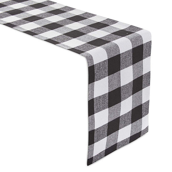 JCPenney Home Buffalo Check Table Runner