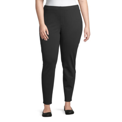 St. John's Bay Womens Legging-Plus