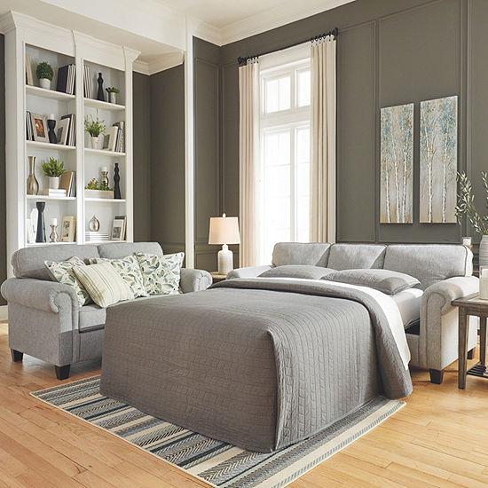 Signature Design by Ashley® Alandari Roll-Arm Sleeper Sofa