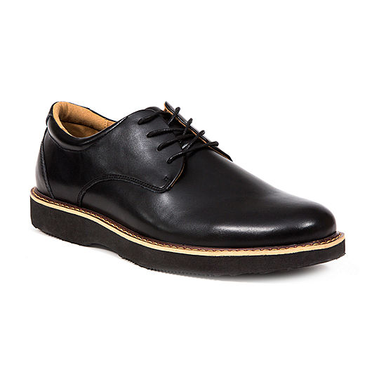Deer Stags Mens Walkmaster Lace-up Oxford Shoes