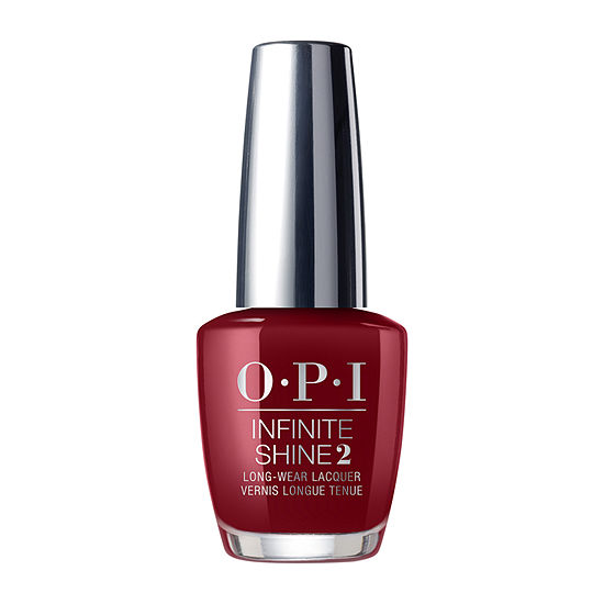OPI Infinite Shine Malaga Wine Nail Polish - 0.5 oz.