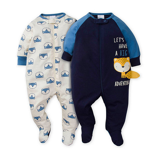 Gerber - Baby Boys 2-pc. Sleep and Play