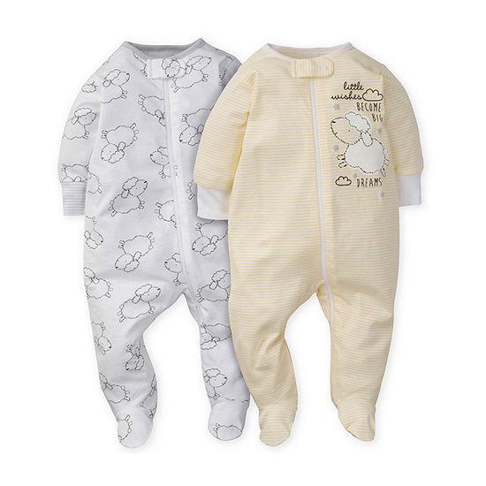 Gerber Unisex 2-pc. Sleep and Play - Baby