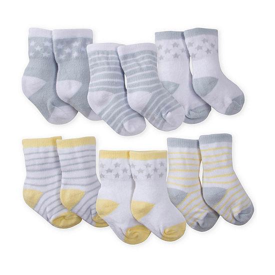 Gerber Crew Socks Unisex Baby