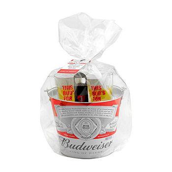 Budweiser Beer Bucket Gift Set