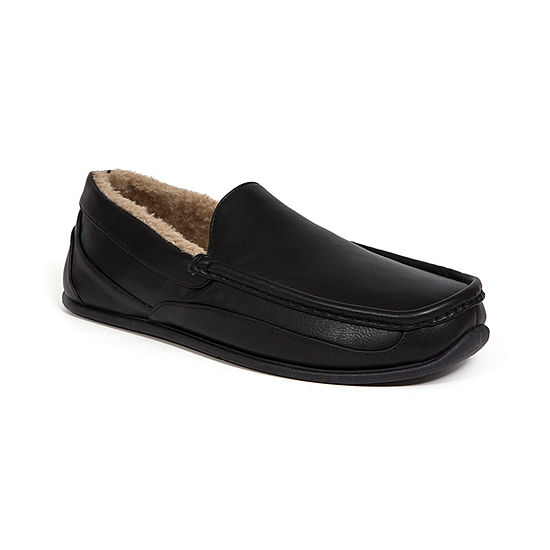 Deer Stags® Vegan Leather Spun Slipper