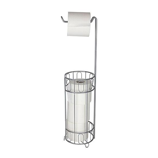 Home Basics Toilet Paper Storage