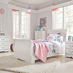 Signature Design By Ashley® Anarasia Sleigh Bed