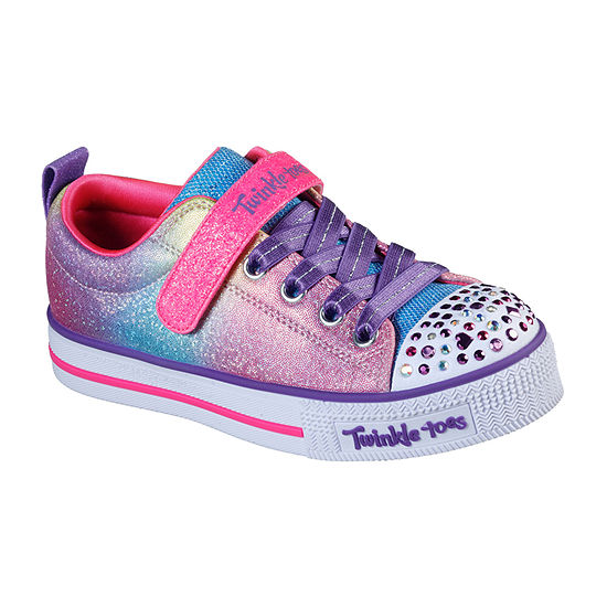 Skechers Twinkle Lite Sweets Supply Little Kid/Big Kid Girls Sneakers
