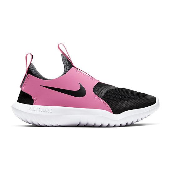 Nike Flex Runner Little Kids Girls Running Shoes