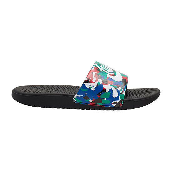 Nike Little Kid/Big Kid Unisex Kawa Se Mc Slide Sandals