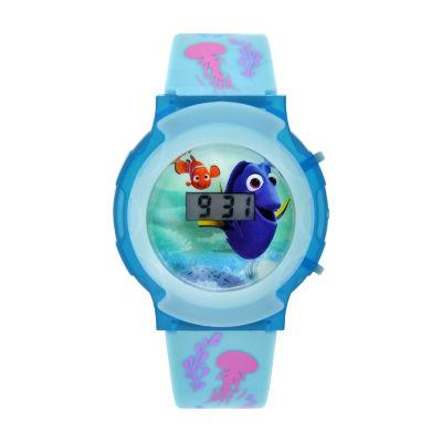 Marvel Girls Blue Strap Watch