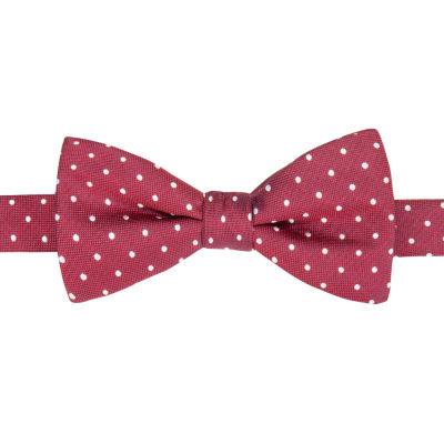 Stafford Mobile Dot Pre-Tied Bowtie