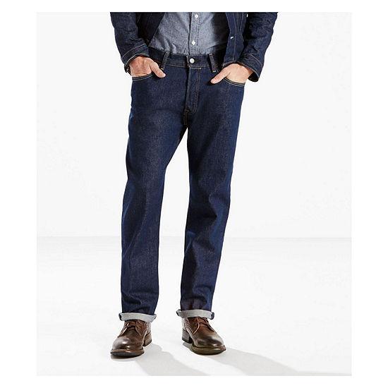 Levi's® Water<Less™ Mens Mid Rise 501 Straight Leg Jean