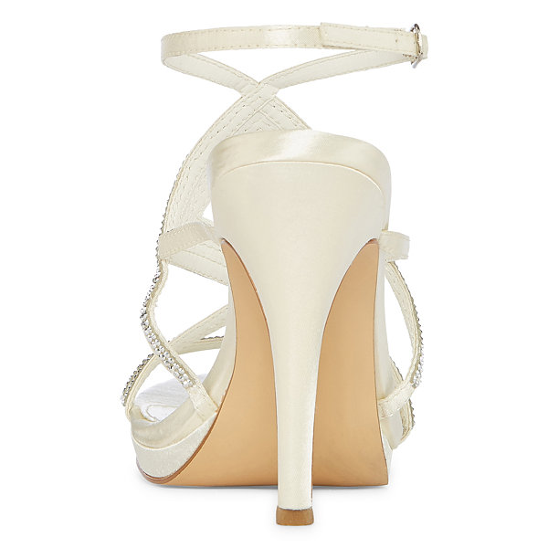 2 Lips Too Everlast Womens Heeled Sandals