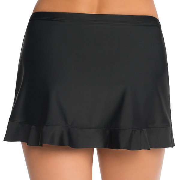 St. John's Bay Ruffle Skirt Swimsuit Bottom