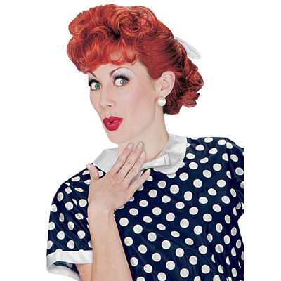I Love Lucy Womens Dress Up Accessory