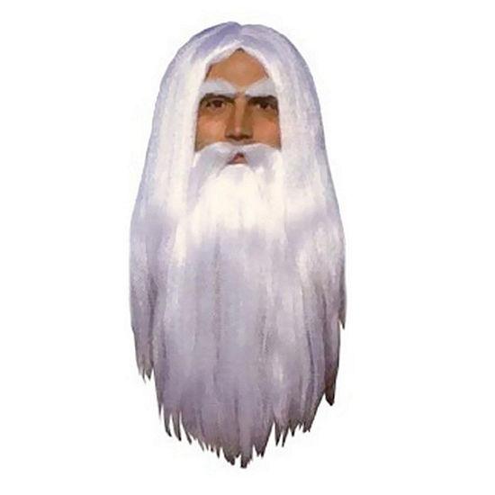 Merlin Wig Beard