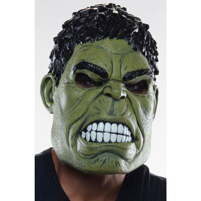 Avengers 2 - Age of Ultron: The Hulk 3/4 Mask ForAdults