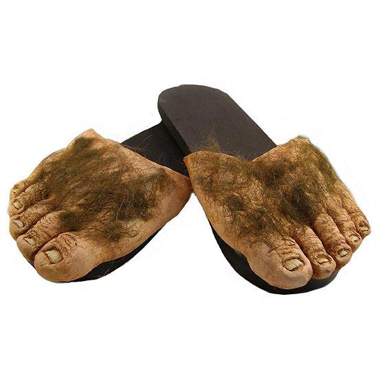 Big Old Hairy Feet - Large