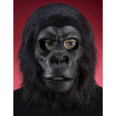 Black Gorilla Mask