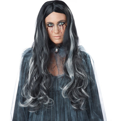 Bloody Mary Wig Womens Dress Up Accessory