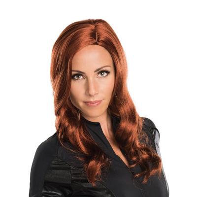 Marvel's Captain America: Civil War Black Widow Secret Wishes Adult Wig