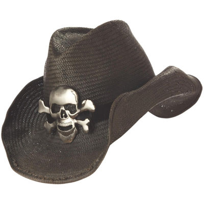 Cowboy Hat Black - Adult