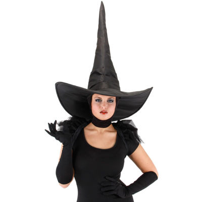 Wicked Witch Deluxe Womens 2-pc. Dress Up Accessory