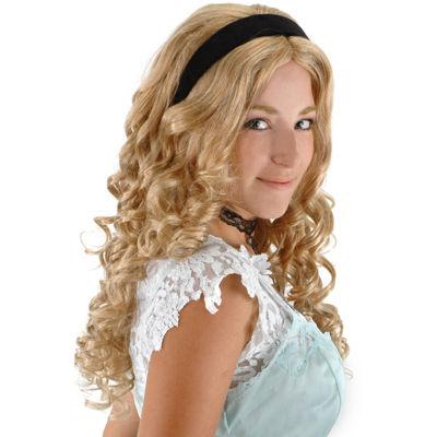 Alice In Wonderland Movie - Alice Wig Adult - One-Size