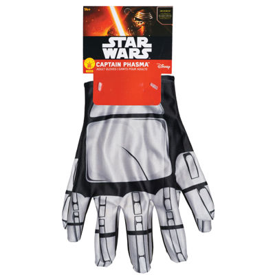 Star Wars: The Force Awakens - Captain Phasma Gloves For Adults