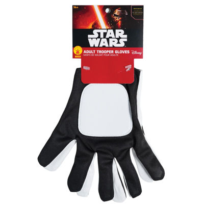 Star Wars:  The Force Awakens - Mens FlametrooperGloves