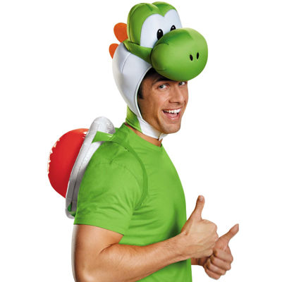 Super Mario Bros Unisex 2-pc. Dress Up Accessory