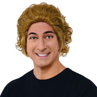 Willy Wonka & the Chocolate Factory Willy Wonka Adult Wig